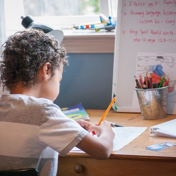Your child's social skills in kindergarten are more