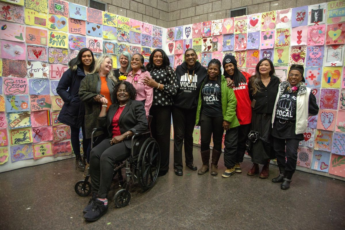 This Art-Focused Initiative Supports Women Living With HIV