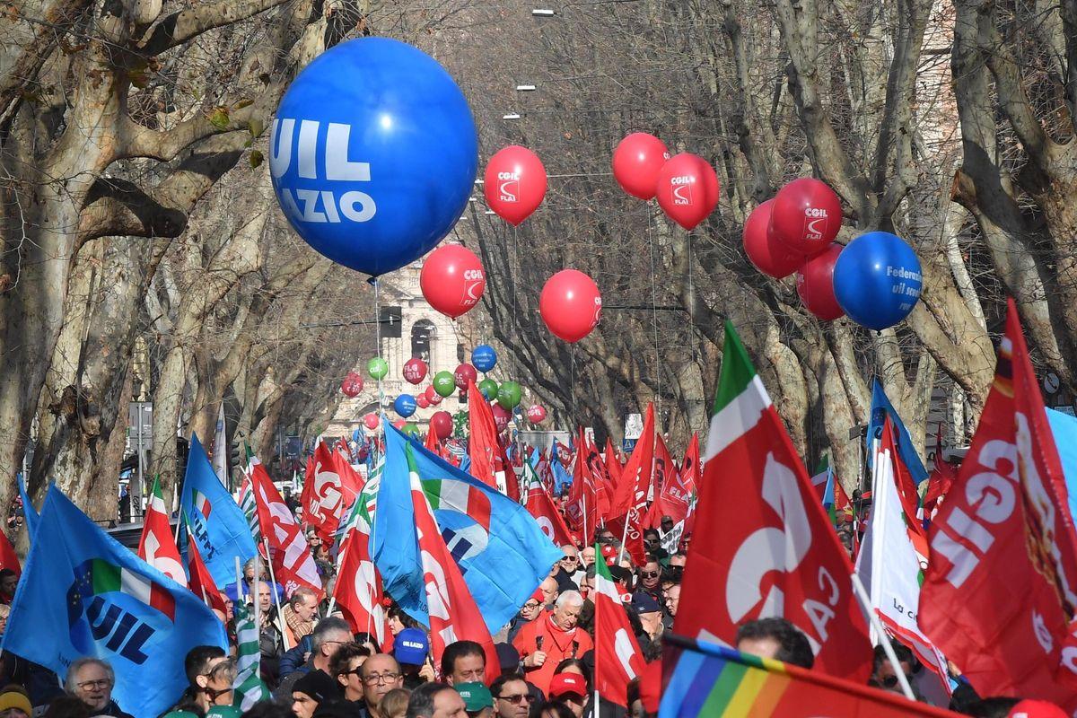 I sindacalisti raccontano balle sulle loro pensioni