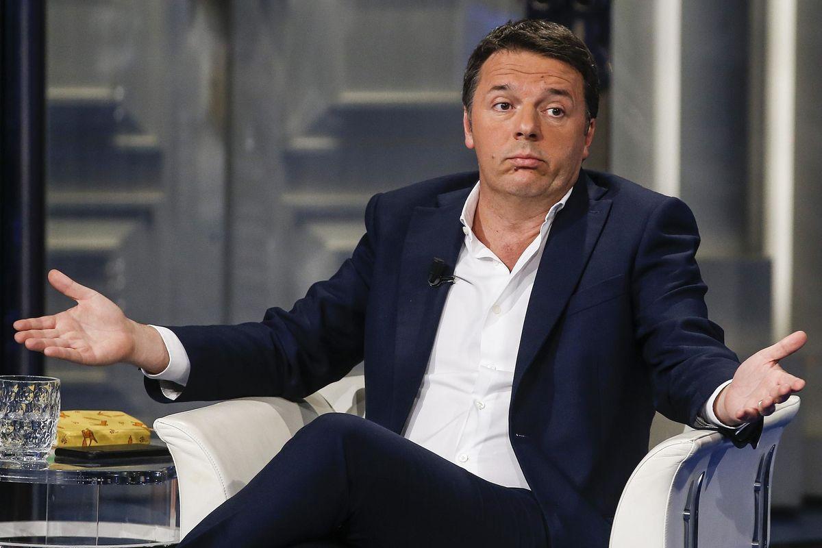 Strano, ora Renzi fa l'agnellino garantista