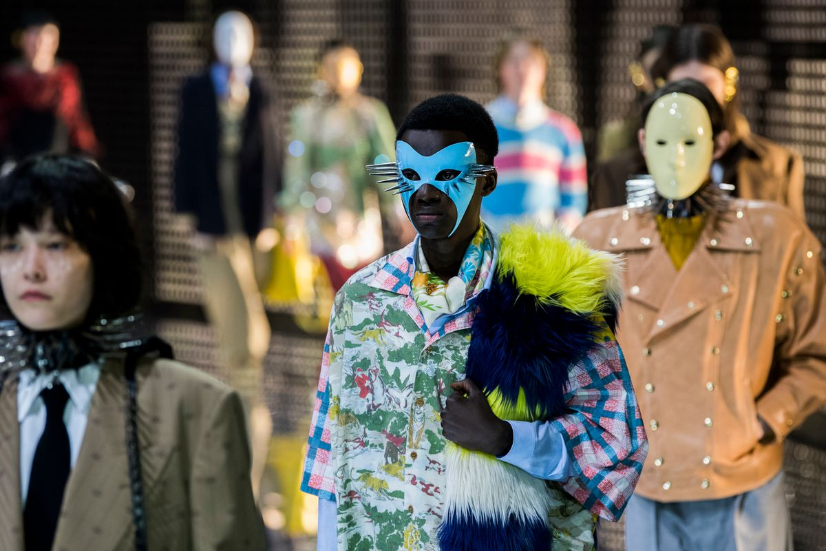Gucci's Transformational Moment