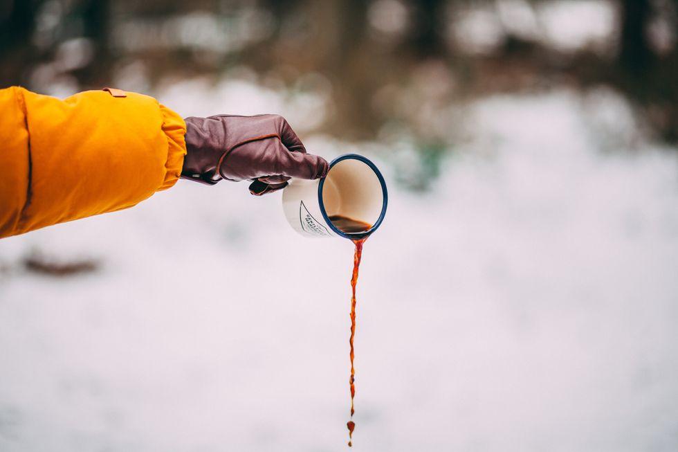 Don't Just Spill The Tea, Dump The Whole Darn Pot