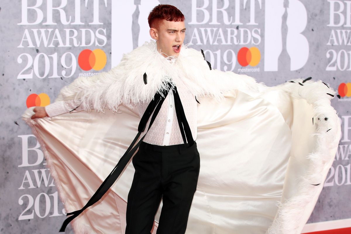 Olly Alexander's Latest Red Carpet Look Is Everything