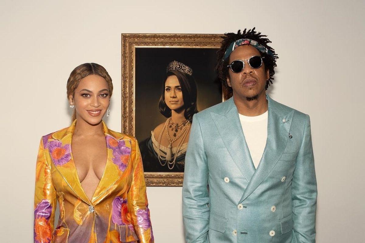 Beyoncé and Jay-Z Love Meghan Markle, Too
