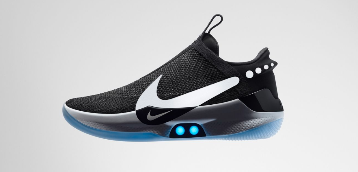 Nike Adapt BB smart shoes bricked by