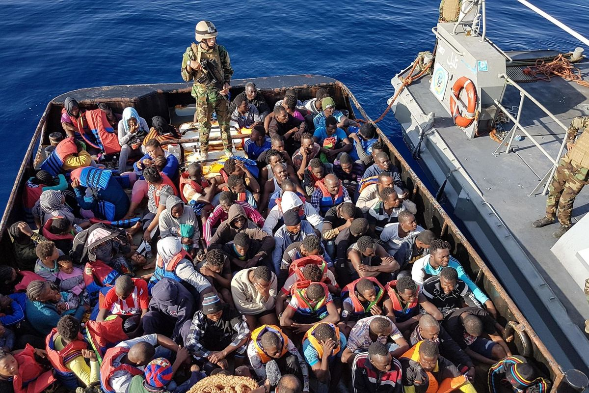 Riportare i naufraghi in Libia ora non è tabù