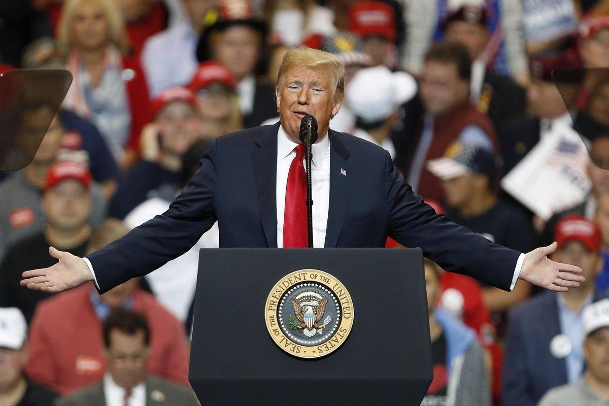 Trump ha quattro motivi per infischiarsene del voto di mid term