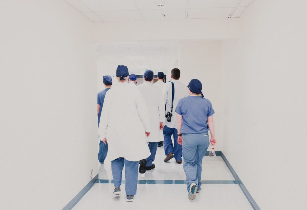10 Reasons Why I Want To Be a Nurse