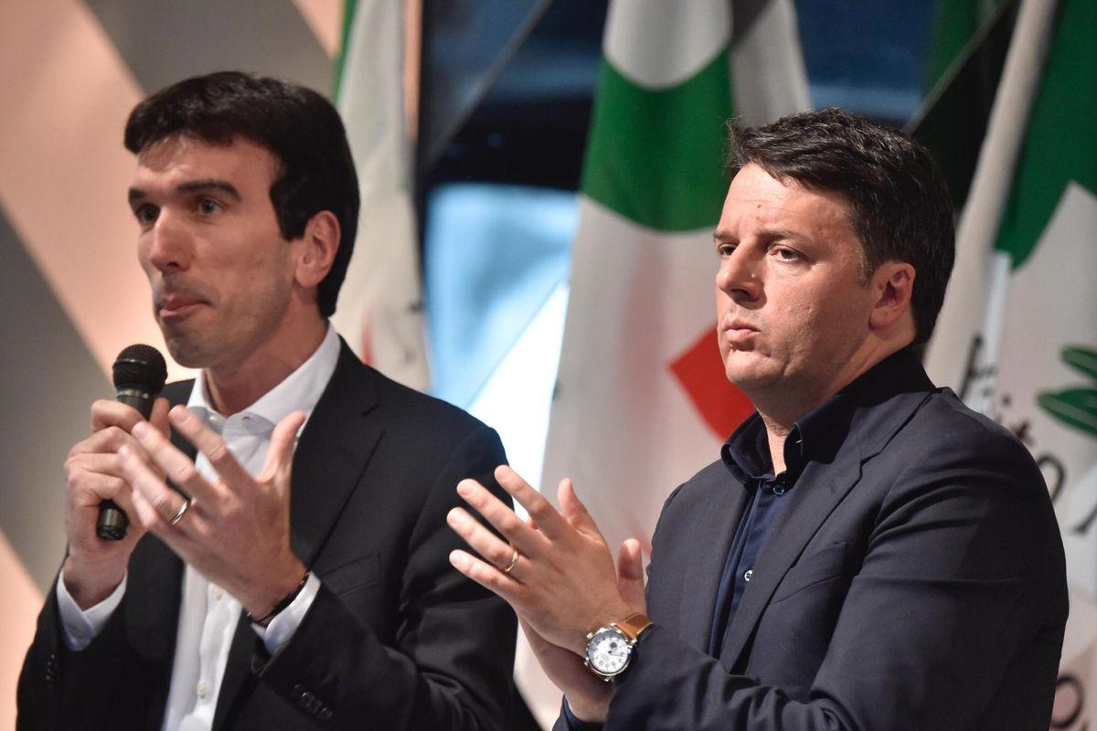 Rottamato il reggente Martina, Renzi è pronto a far lo stesso col Pd