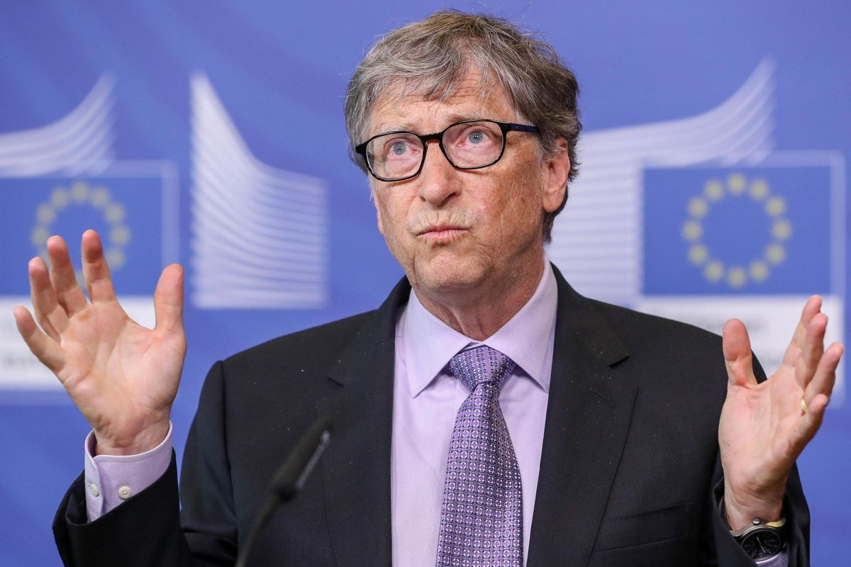 Bill Gates ora fa pure il profeta: «Arriverà una pandemia». Guarda caso, lui vende i vaccini