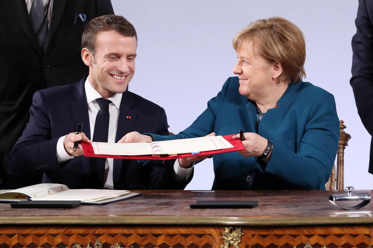 Parigi e Berlino vogliono imporci la patrimoniale
