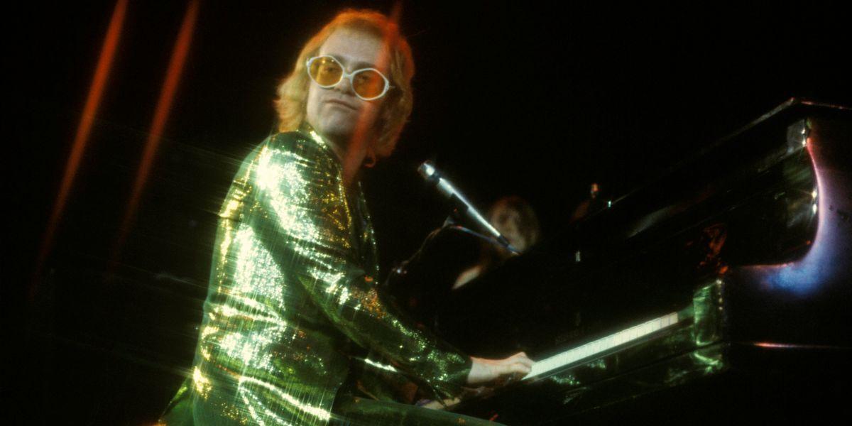 Elton John Is Getting A Biopic