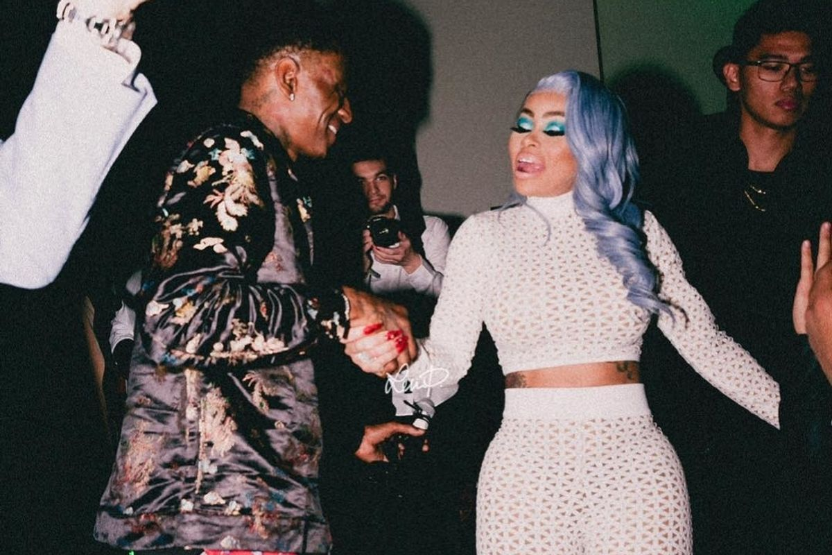 Blac Chyna and Soulja Boy Consciously Uncouple After Two Weeks