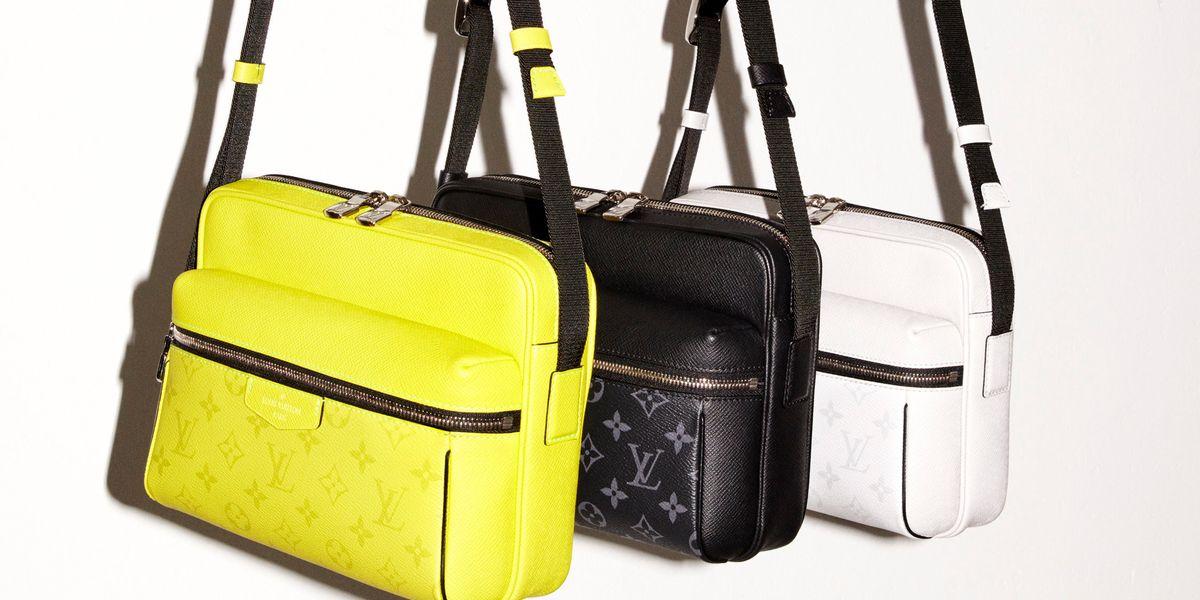 The New Louis Vuitton Taïgarama Collection Challenges Masculine Codes