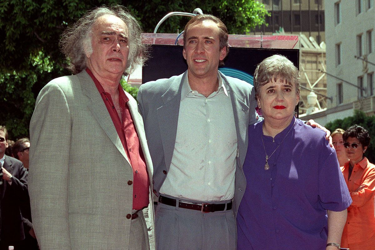 Hollyweird: The Story You Didn't Know About Nicholas Cage's Mother