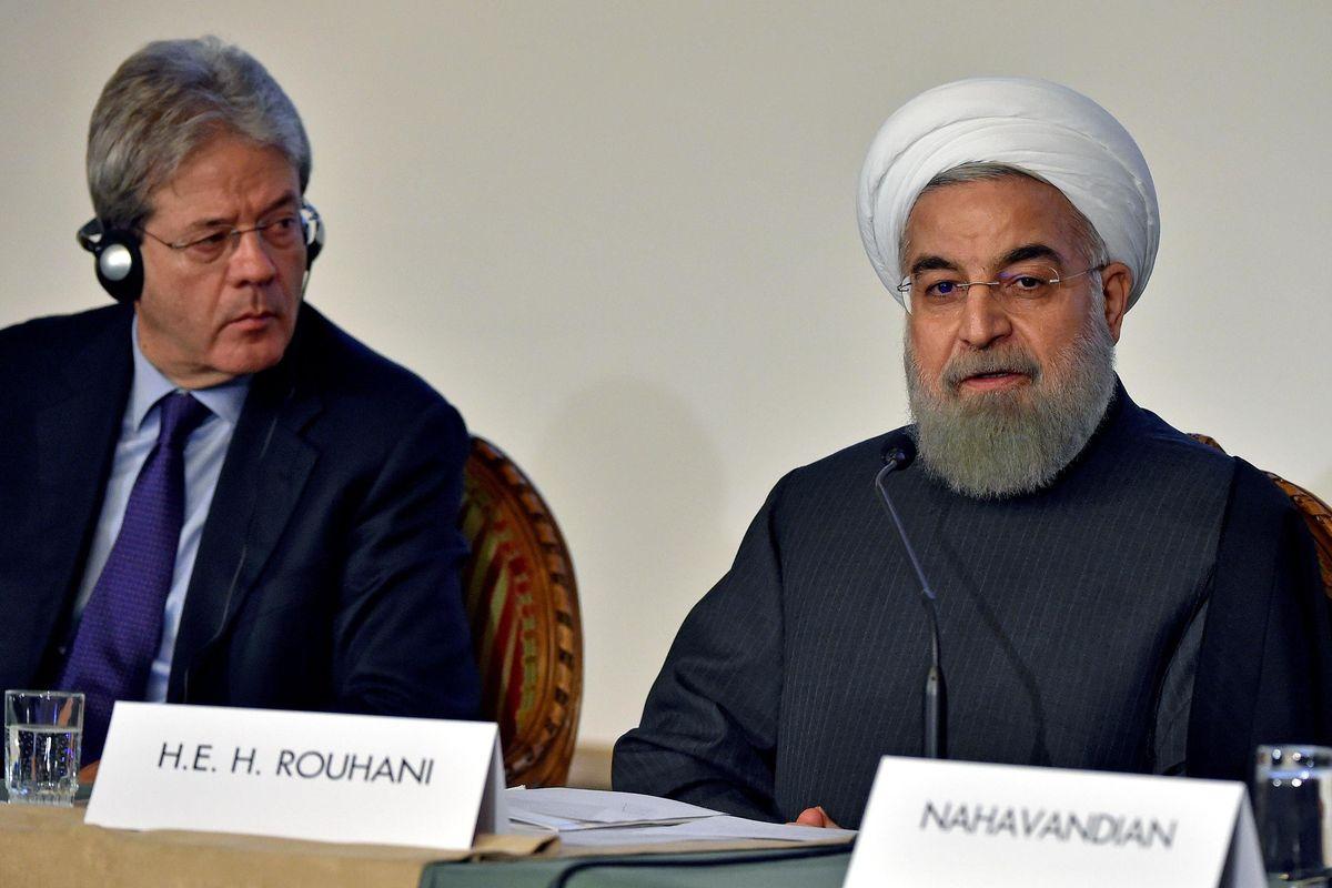 L'Italia è rimasta da sola a flirtare con l'Iran anche a costo di mettere in pericolo le sue aziende