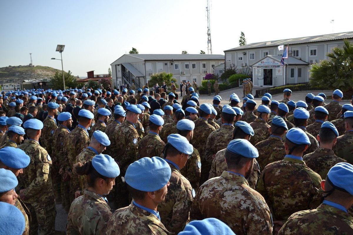 La legge Pillon terrorizza i caschi blu. L'Onu al governo: «Cambiate il testo»