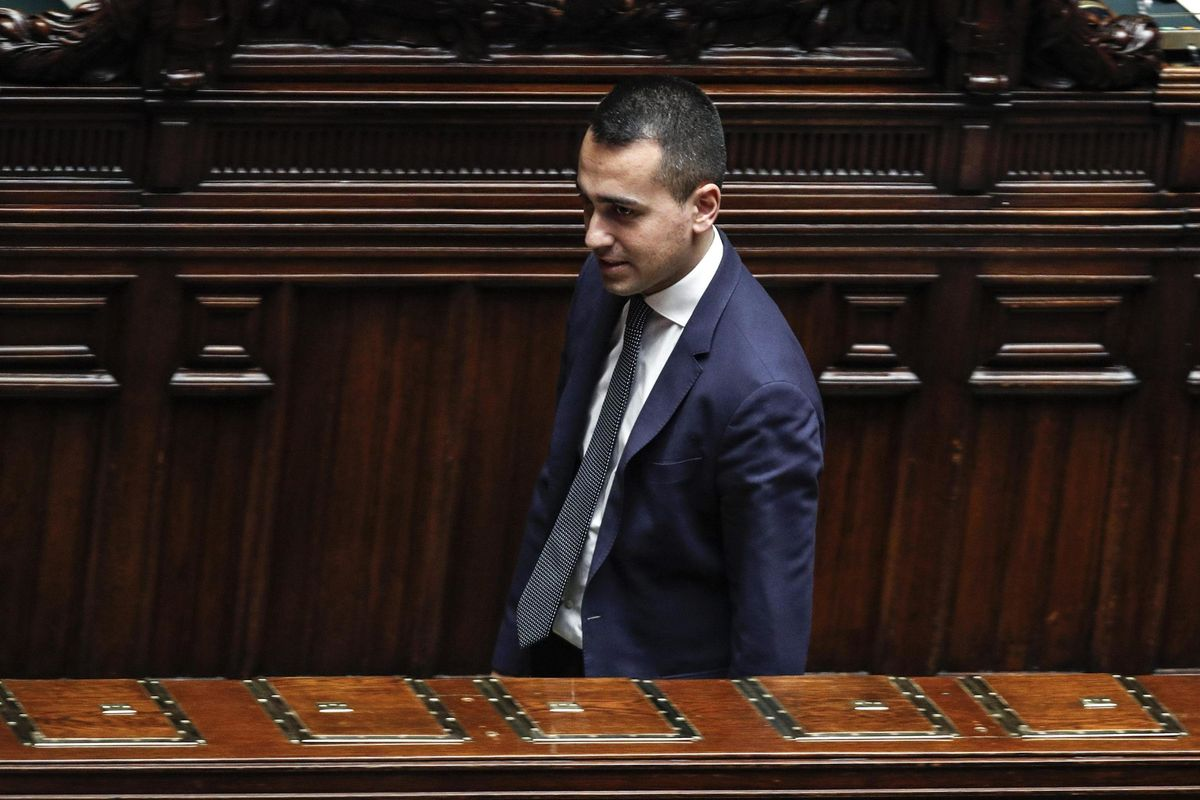 Parla Di Maio: «Il reddito di cittadinanza solo agli italiani»