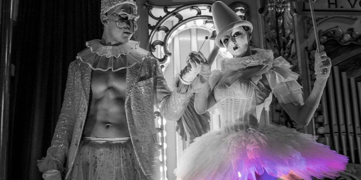 Style Bible Presents the Look of This Year's Life Ball