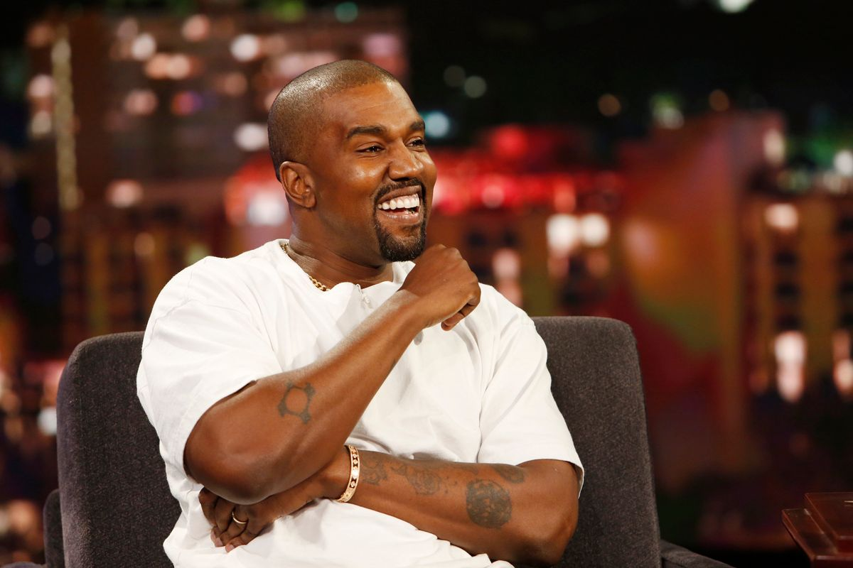 Kanye's Colorist Tells Us How He Got His Rainbow Hair