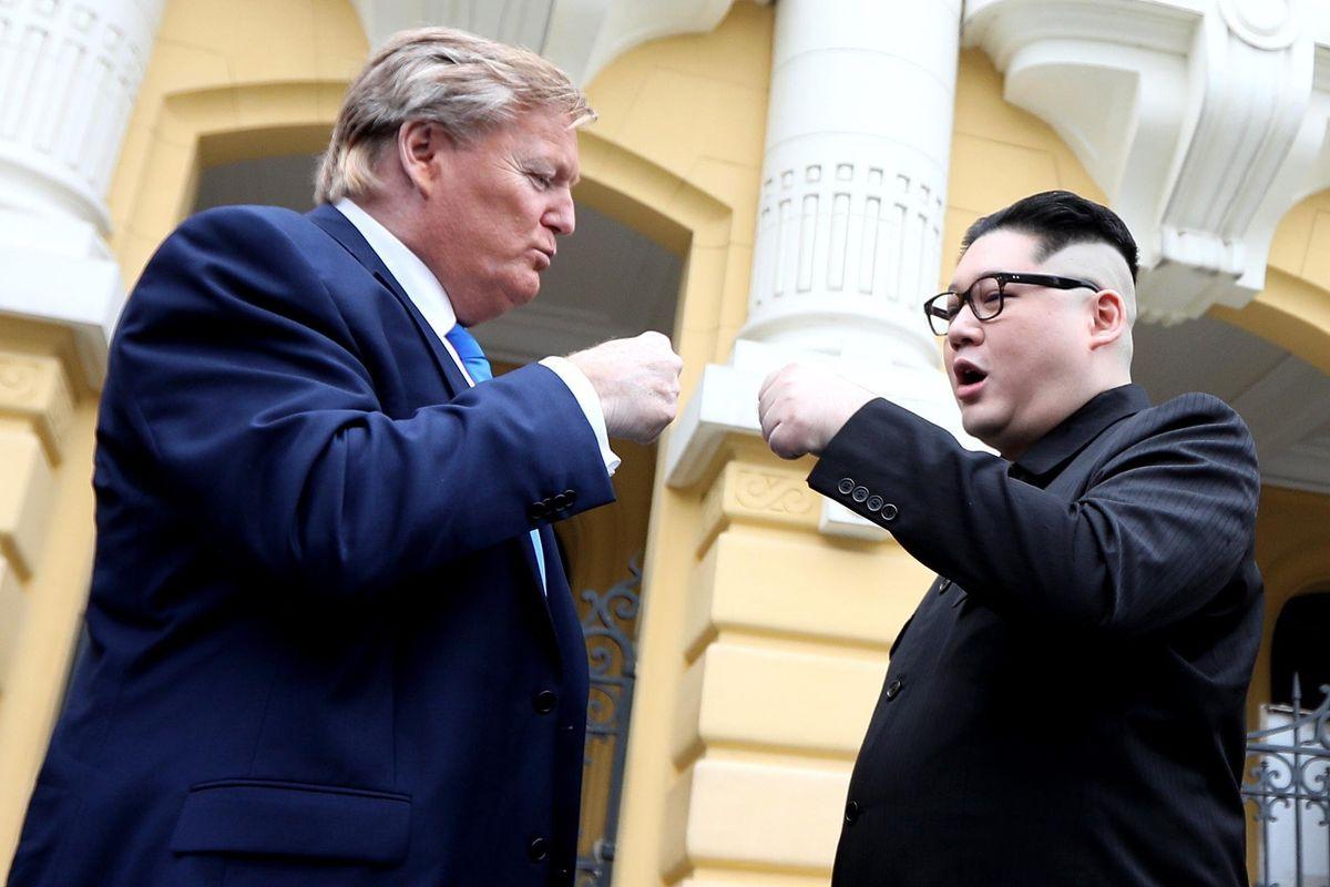 Il sequestro degli 007 coreani era una balla