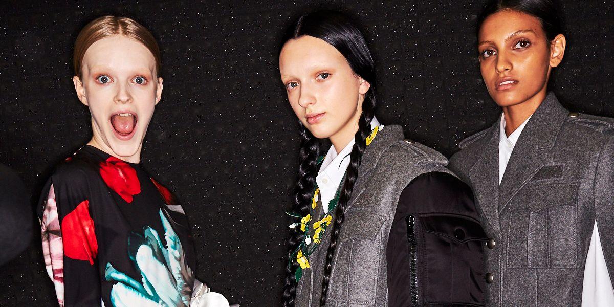 Prada Reinvents Wednesday Addams' Wardrobe