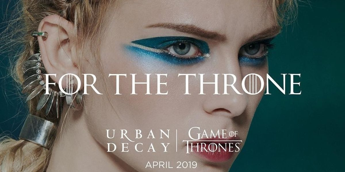Urban Decay Is Releasing a 'Game Of Thrones' Themed Collection