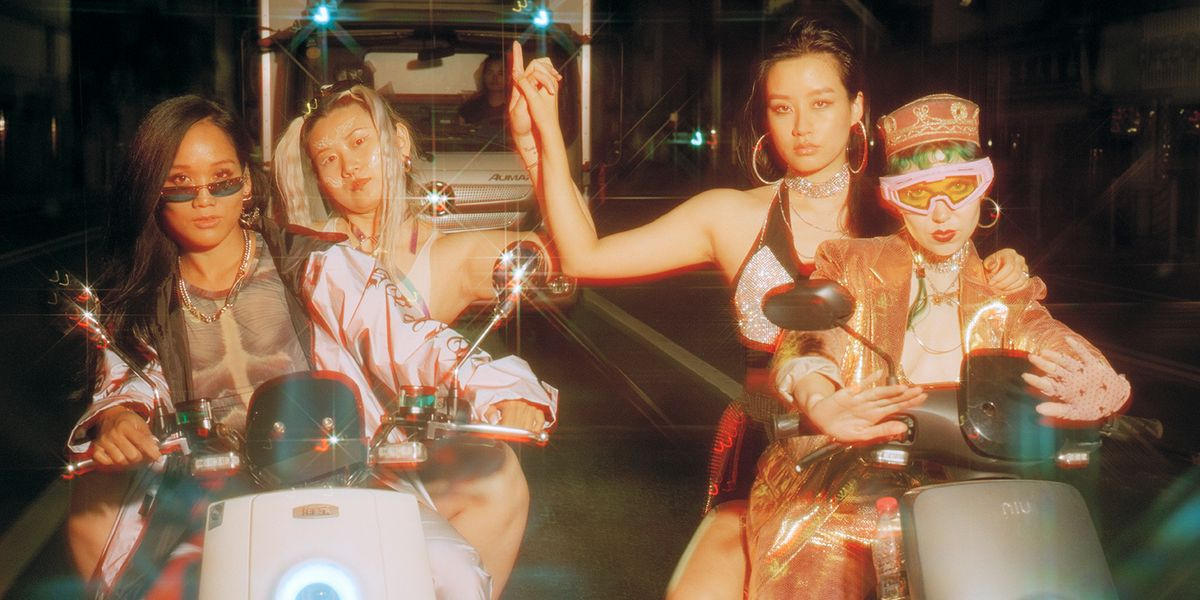 Meet Shanghai's Badass Femme-Centric DJ Crew, NÜSHÙ Workshop
