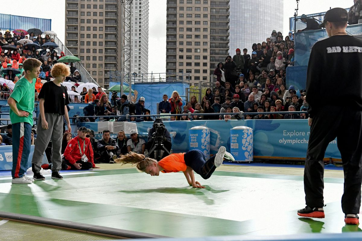 Breakdancing Wants to be an Olympic Sport in 2024