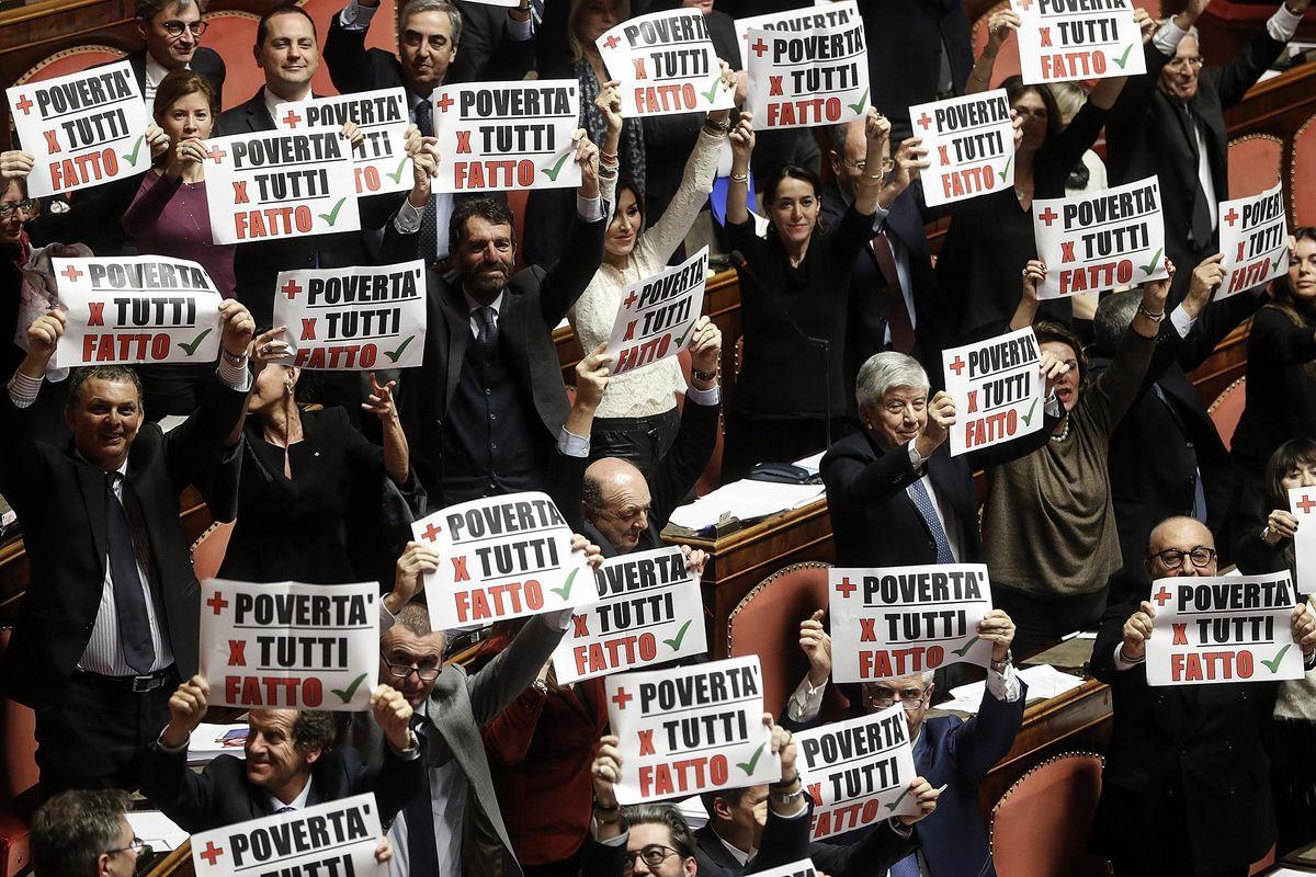 La patrimoniale immaginaria contro l'Italia