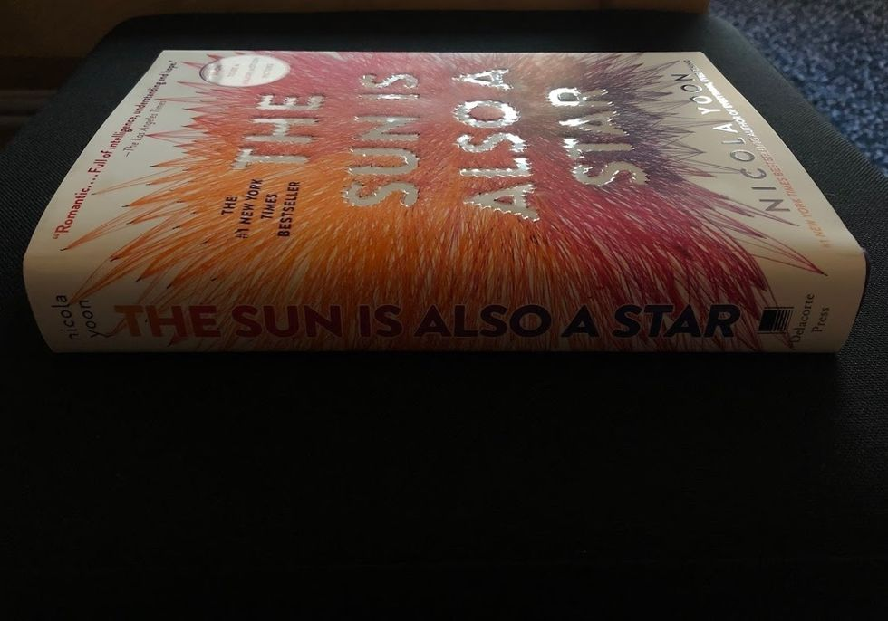 Time To Get Excited About 'The Sun Is Also a Star' Book To Movie Adaptation