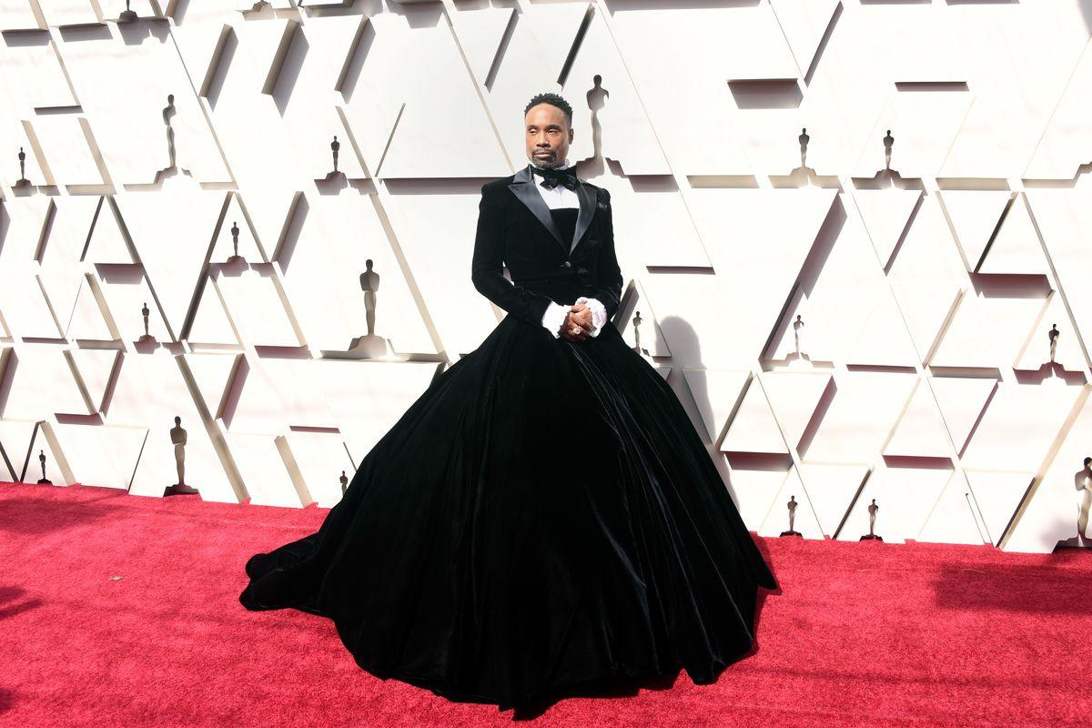 Billy Porter Slays the Oscars