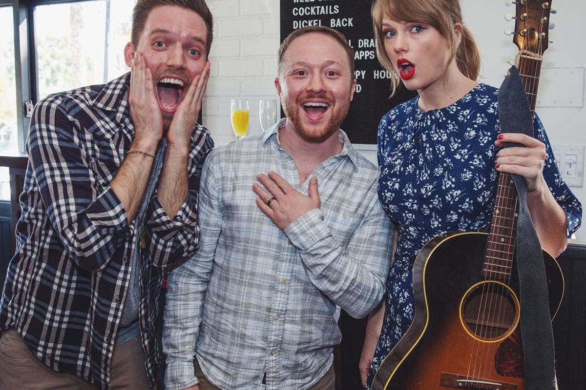 Taylor Swift Pulled Off the Best Engagement Surprise