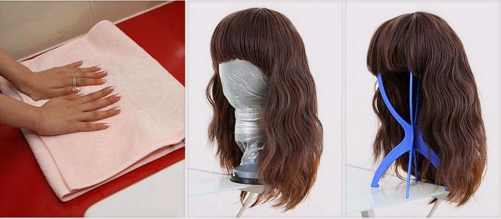 How to Wash Human Hair Lace Wigs?