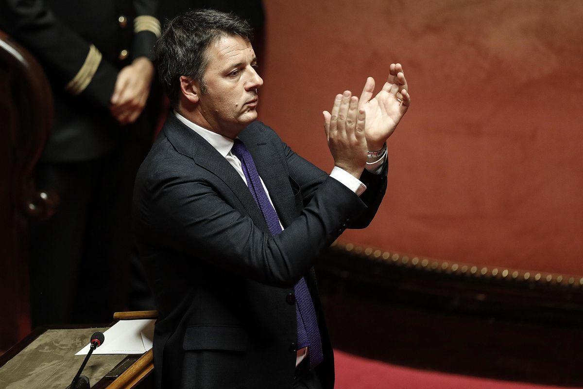 Il Bullo ha solo un piano: il crac dell'Italia