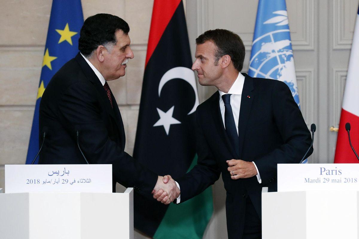 Macron usa il voto in Libia per emarginare l'Italia