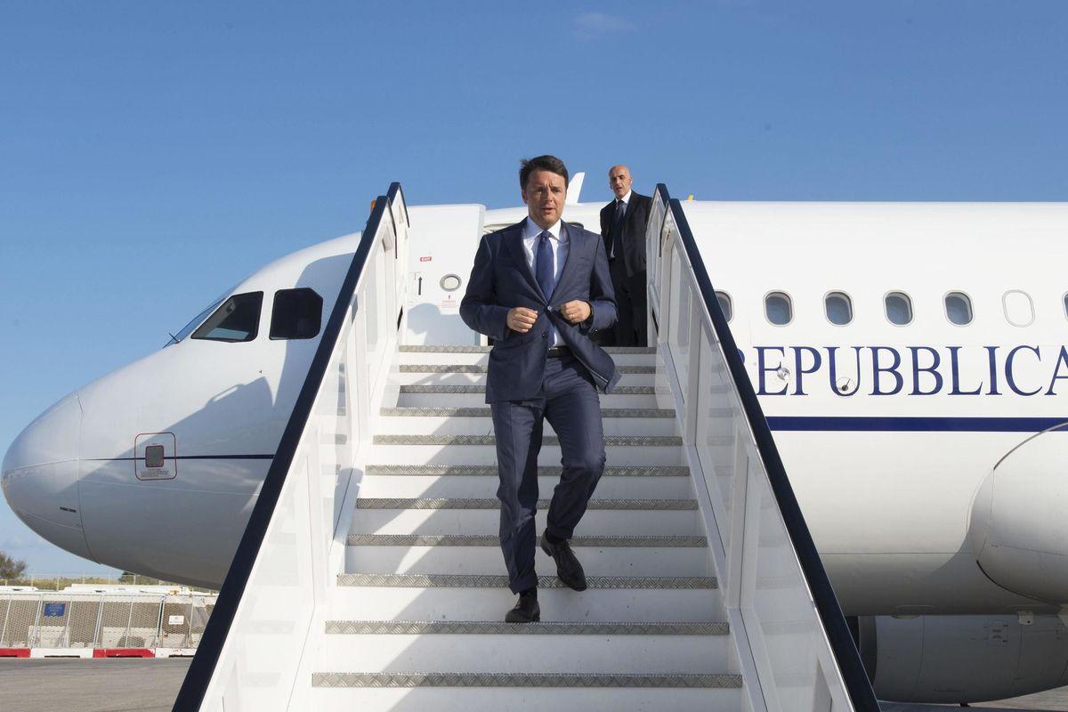 Oggi Di Maio e Toninelli decidono i destini dell'Air Force Renzi