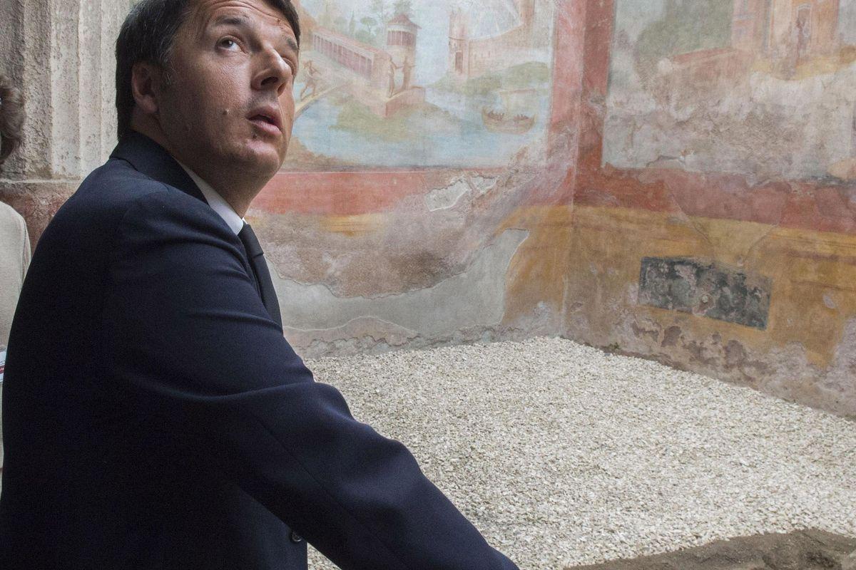 Caro senatore semplice Renzi ci spieghi come ha fatto