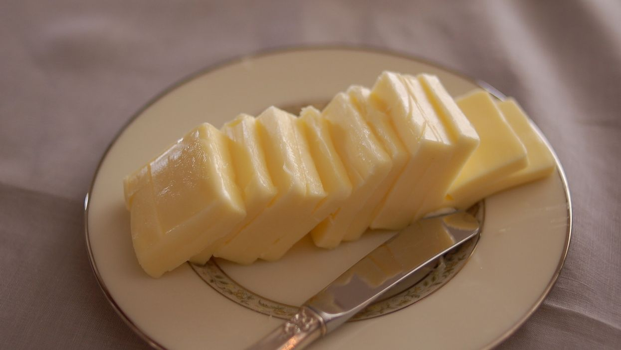 Countries with more butter have happier citizens