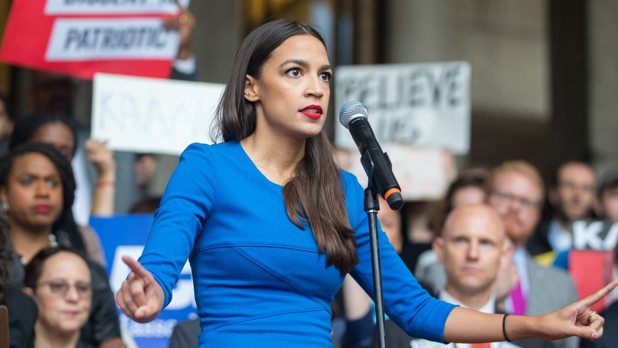 Ocasio-Cortez's neighbors make stunning claim about her residence. Then AOC responds.