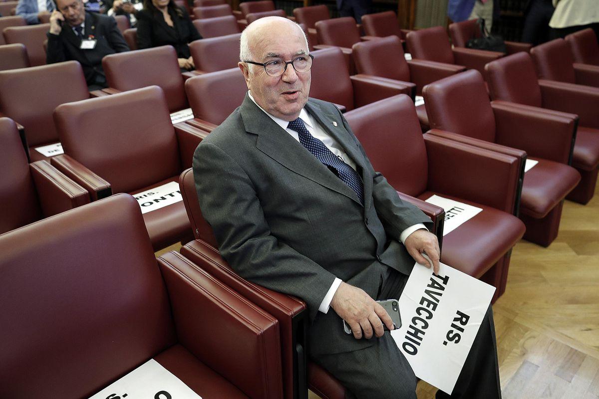 Tavecchio: «Ho sbagliato a cedere al golpe di Malagò»