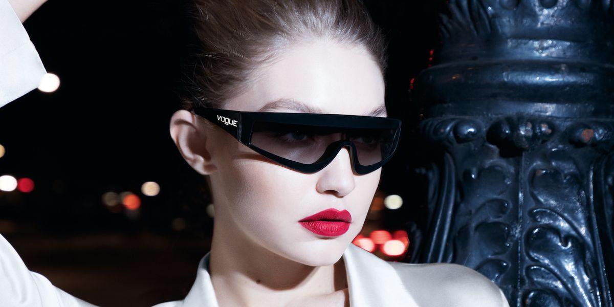 Gigi Hadid Has More Than 500 Sunglasses