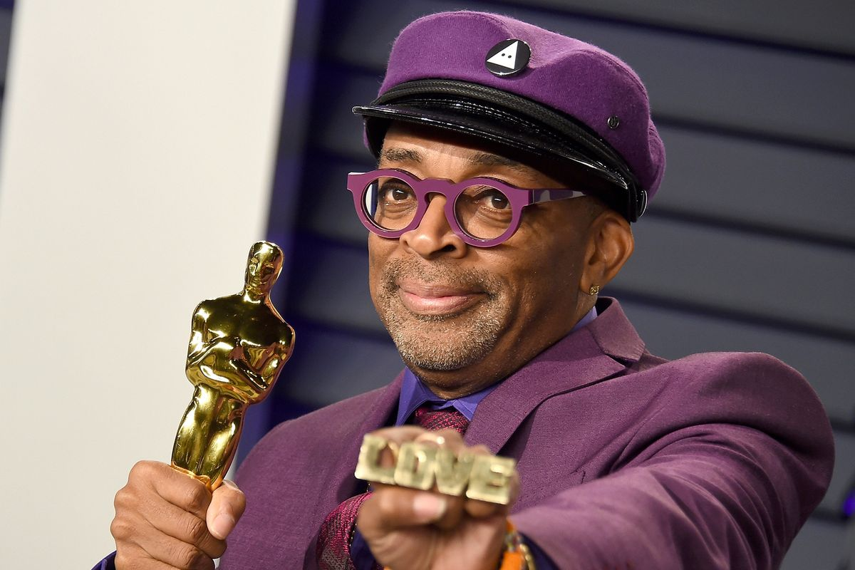 Spike Lee's Facial Expressions Stole the Oscars