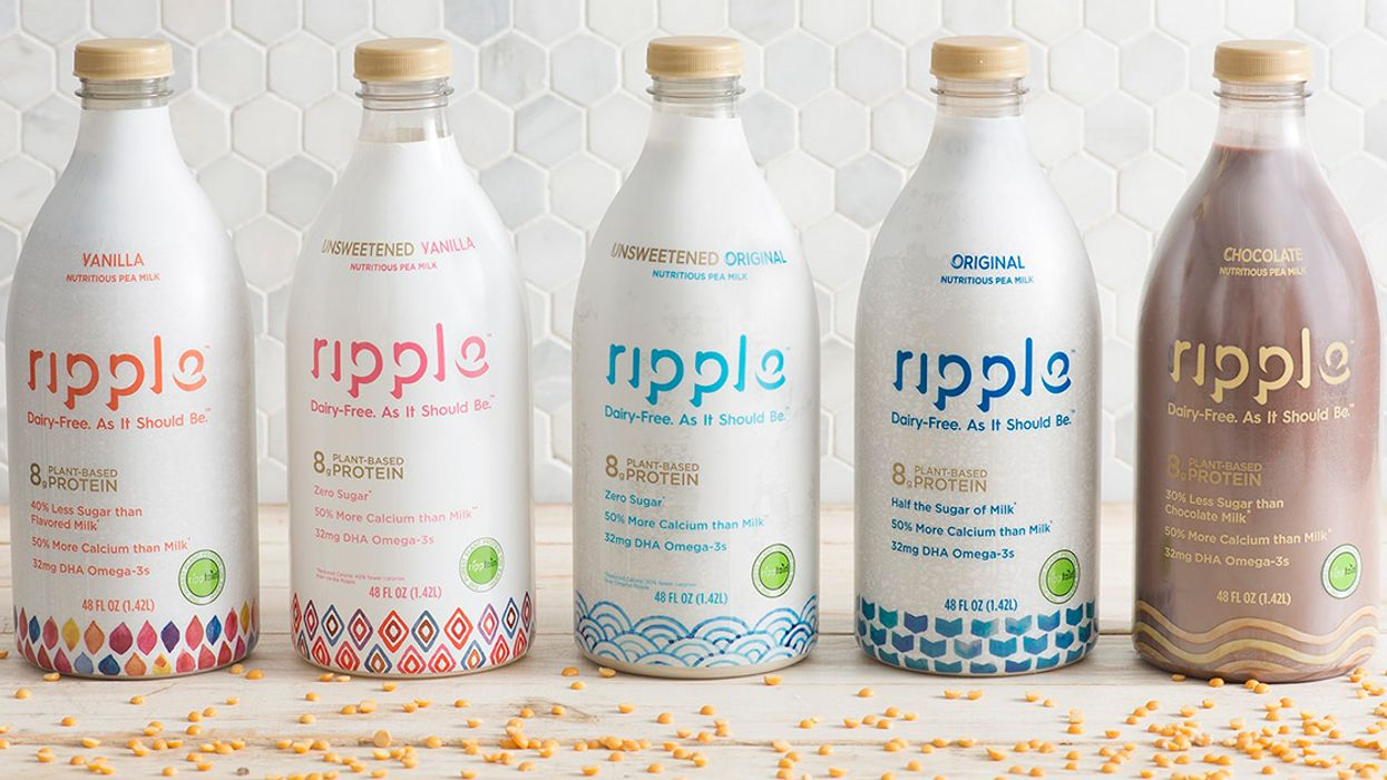 Ripple Milk: 6 Reasons Why You Should Try Pea Milk