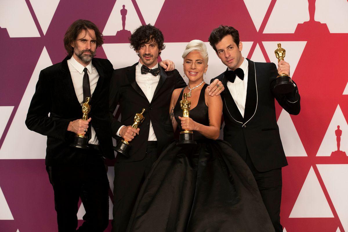 Lady Gaga Thinks Oscar Categories Should Be Genderless