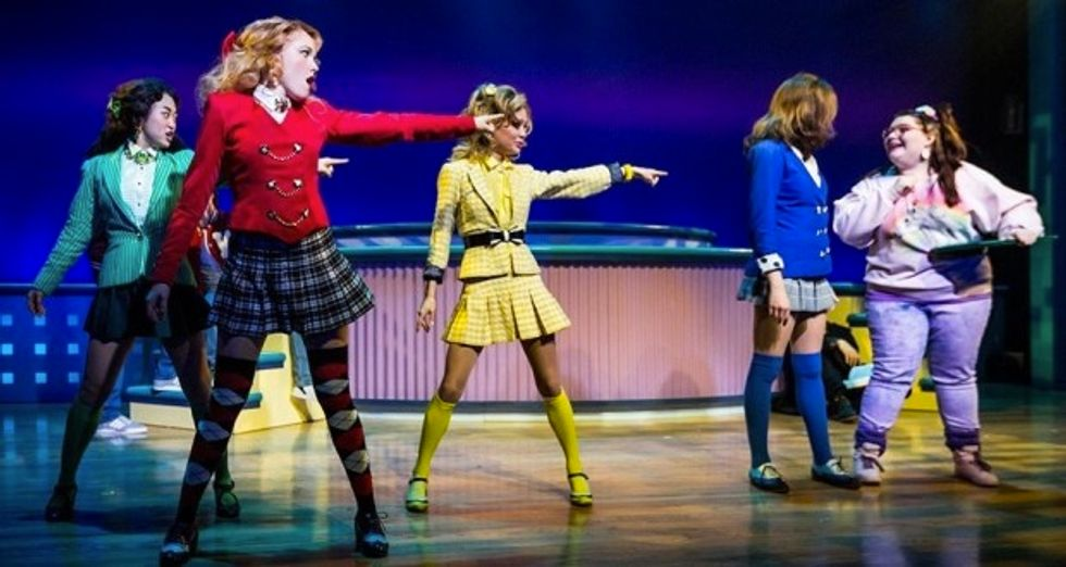 """The Use of Color In """"Heathers"""""""