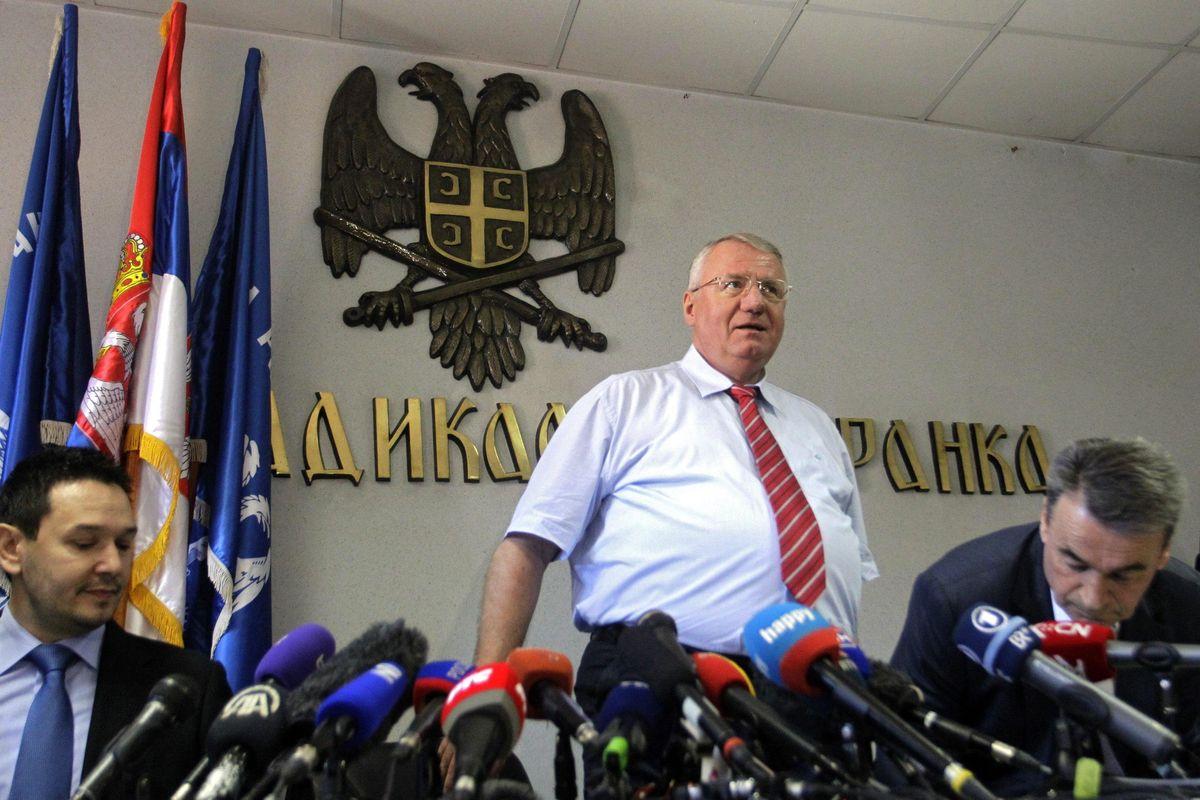 Il braccio armato di Miloševič riaccende la miccia tra Croazia e Serbia