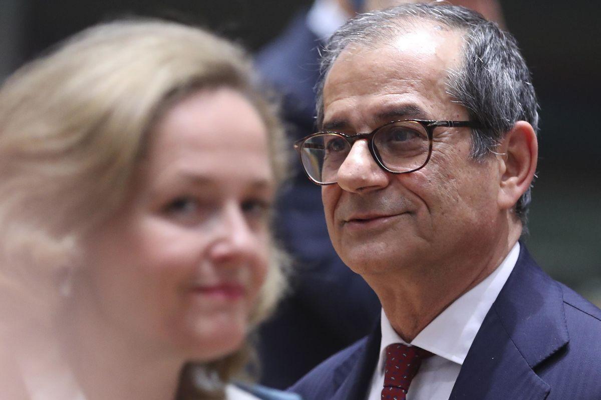 Se Tria non sfonda la gabbia europea si arrende al declino come tutti gli altri