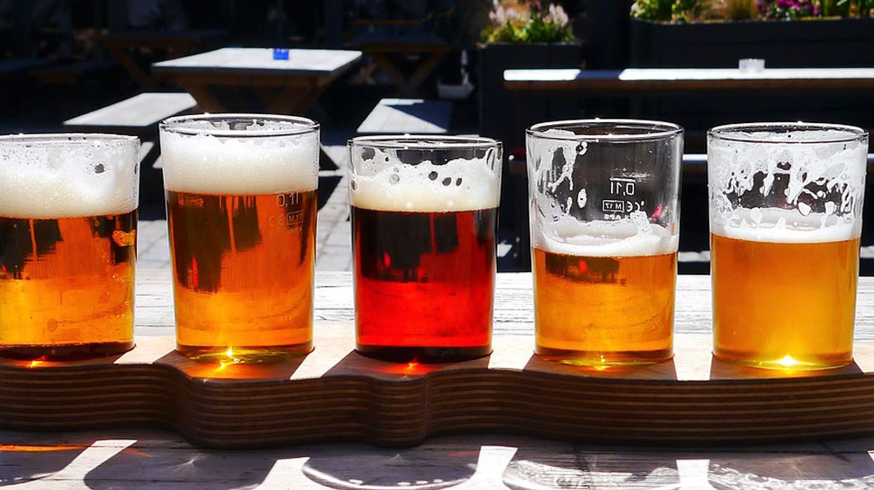 Glyphosate Found in 19 of 20 Beers and Wines Tested