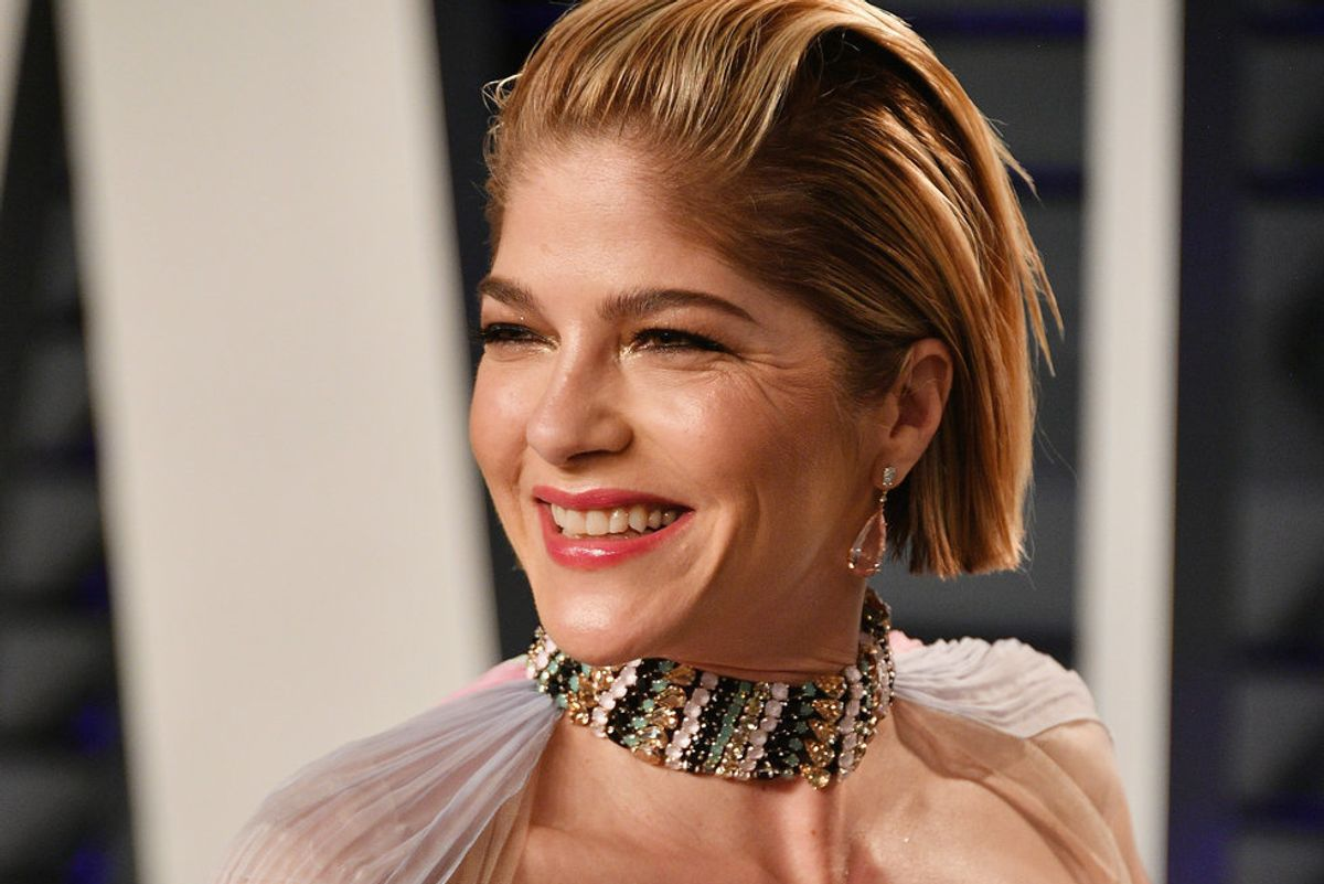 Selma Blair Opens up About Life With MS for the First Time